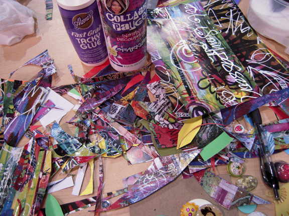 My Collage Pauge DEMO