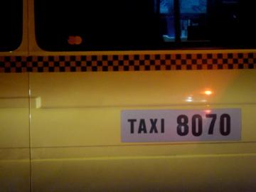 taxi8070