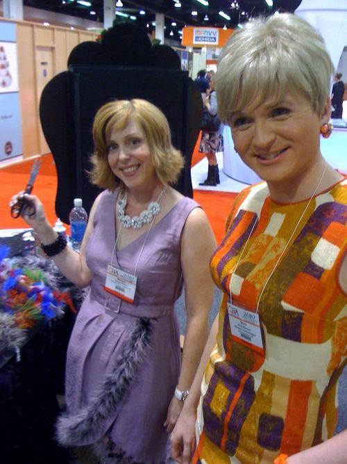 the lovelies..Margot Potter & Brini