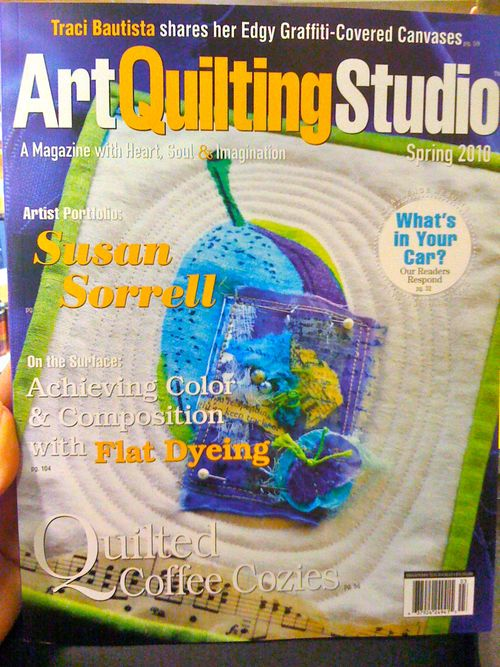 AQS Spring 2010 cover
