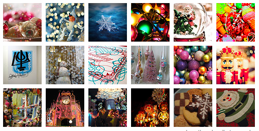 holiday inspiration gallery