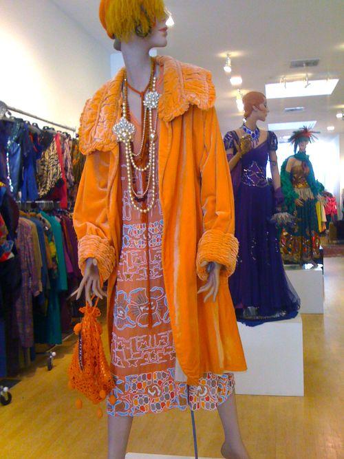 mannequins at TORSO vintage in SF