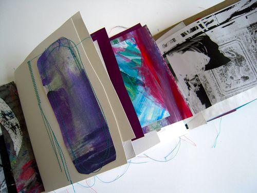 inside MEMORIES art journal