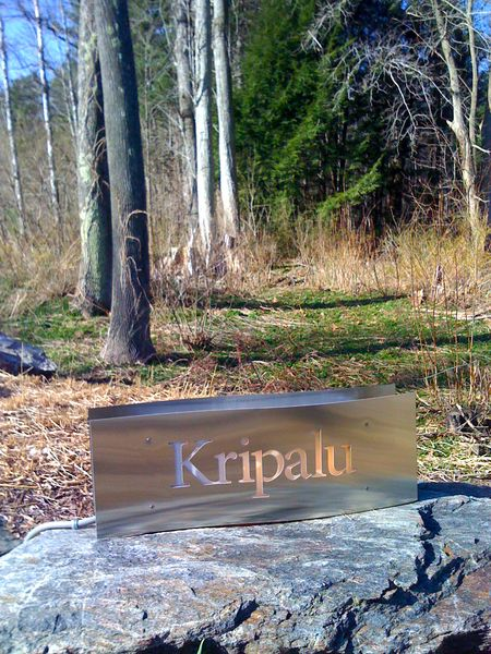 kripalu YOGA center