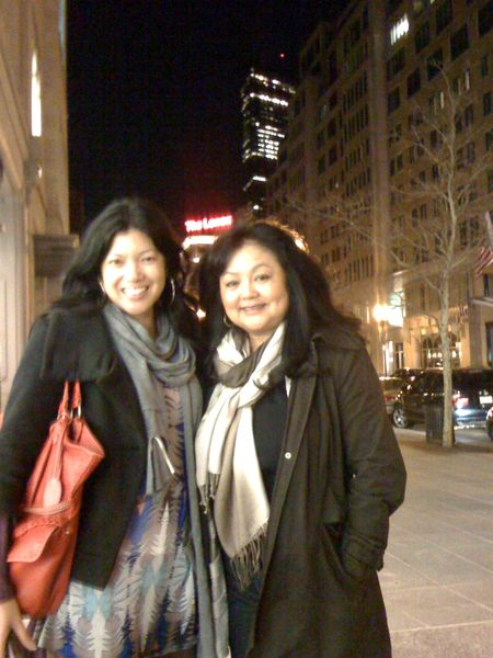 visiting my Auntie Peg in Boston..thank YOU for everything! love u...xo