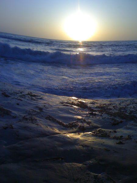 water on my toes...CARMEL beach