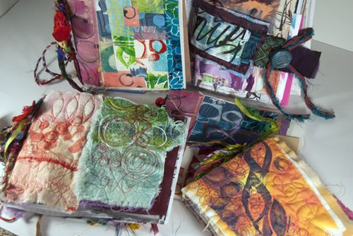 NEW art journal collections 11/10