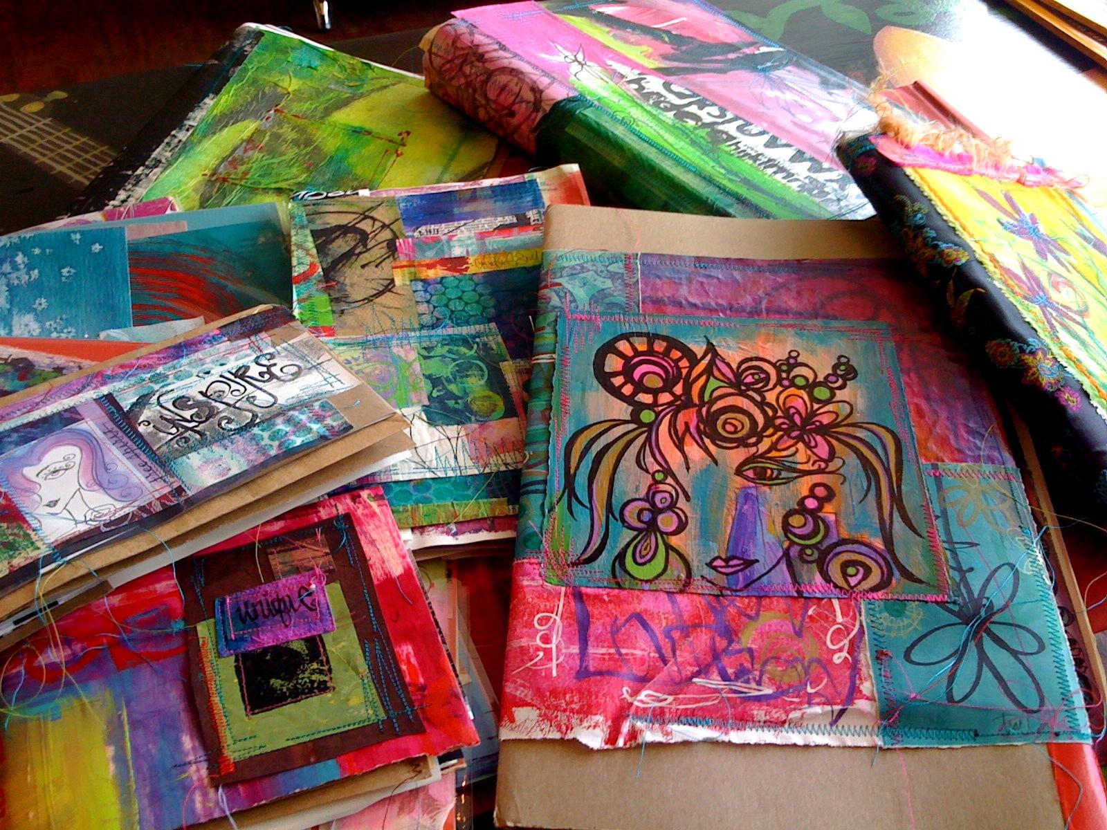 creative soul portfolio workshop samples