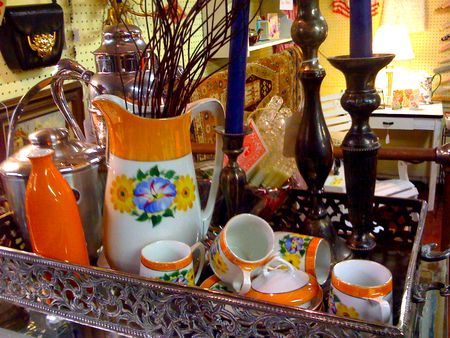 antiquing in red bank