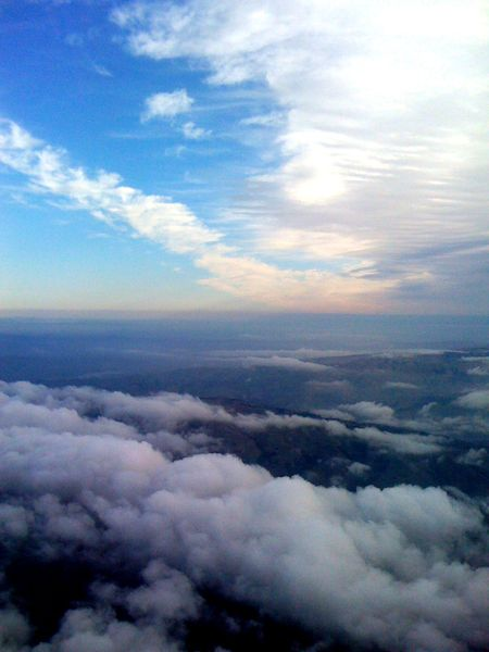 up in the AIR..one of my FAVE places to be