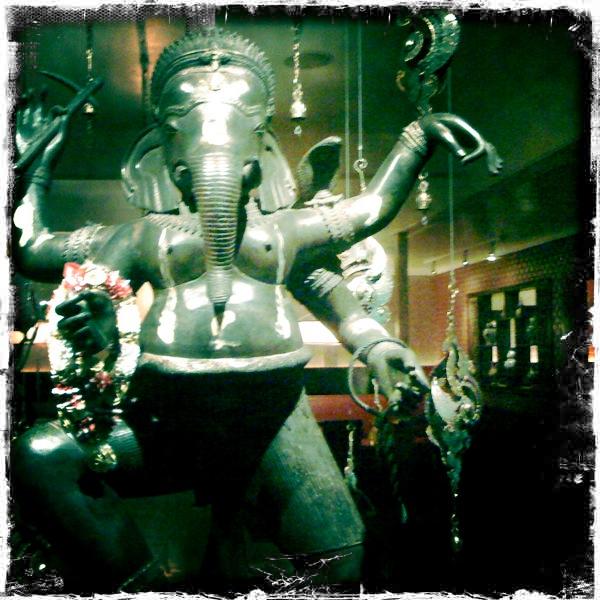 ganesha in Thiptara LB