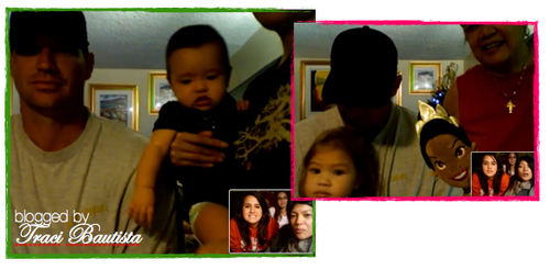 ichat with the fam