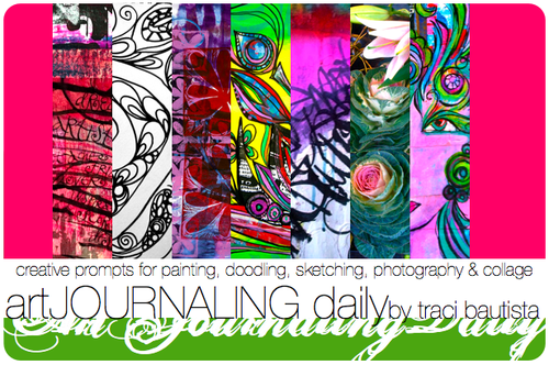 artJOURNALING daily with traci bautista