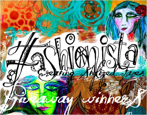Fashionista giveaway winners