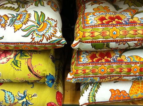 INSPIRATIONS: trends/patterns at cost plus world market