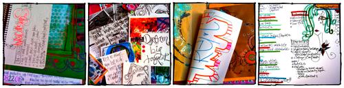 DREAM BIG 2012 journal workshop