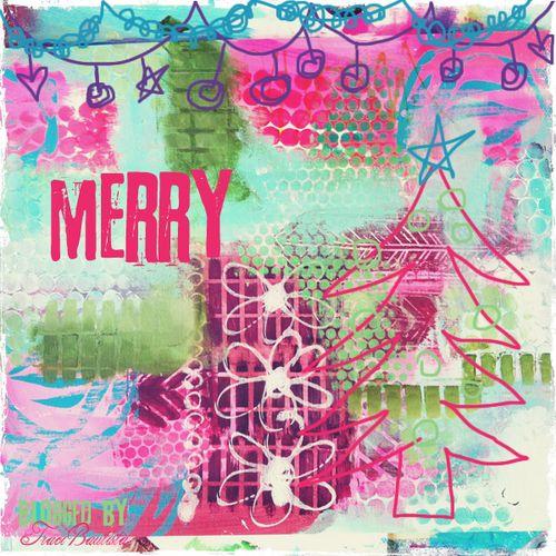 Merry doodle