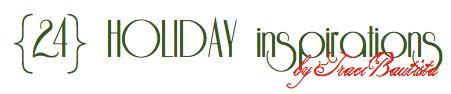 24 holiday inspirations