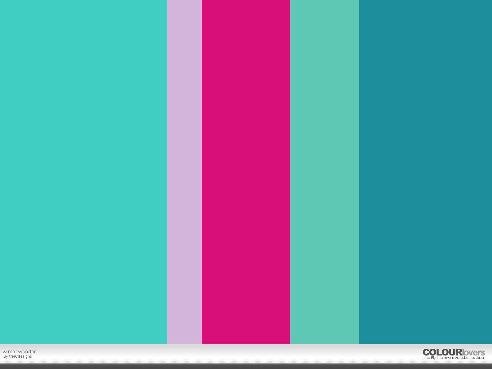 artJOURNALING daily: WINTER WONDER background & color palette {FREE ...
