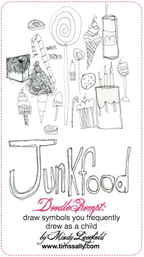 mindy's doodle jumpstart card
