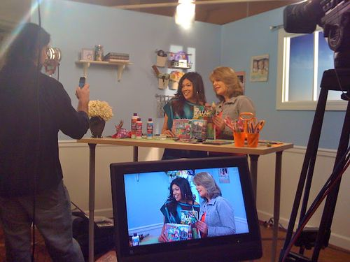 traci on fiskars tv