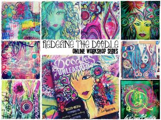 Redefine the doodle by traci bautista2