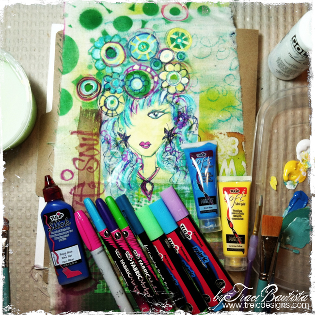 SEPTsnippets_painting-girlie-glam