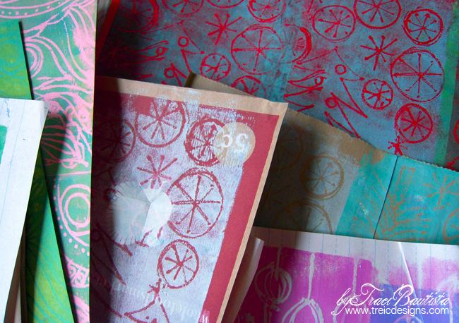 HandmadeHOLIDAYworkshopByTraciBautista_handpainted_gift_wrap
