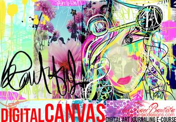 digitalCANVAS e-course by traci bautista