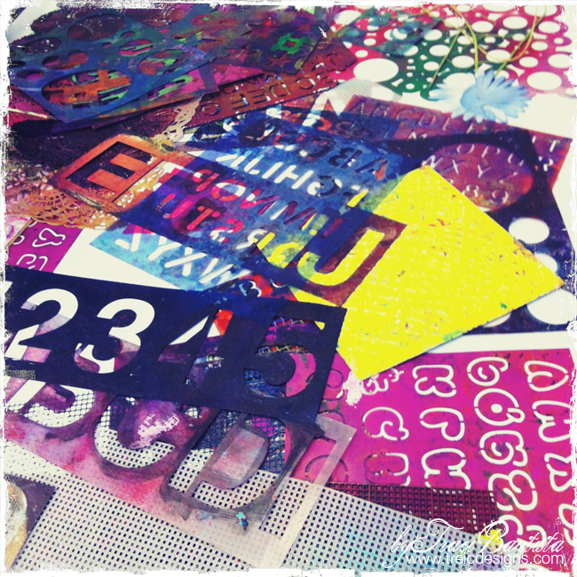 artJOURNALINGdaily_alphabet_stencils8_by traci bautista