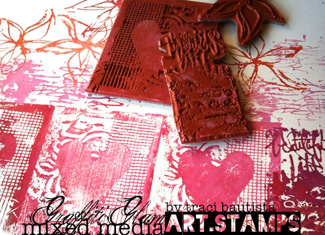 GraffitiGLAM_ARTstamps_byTraciBautista2