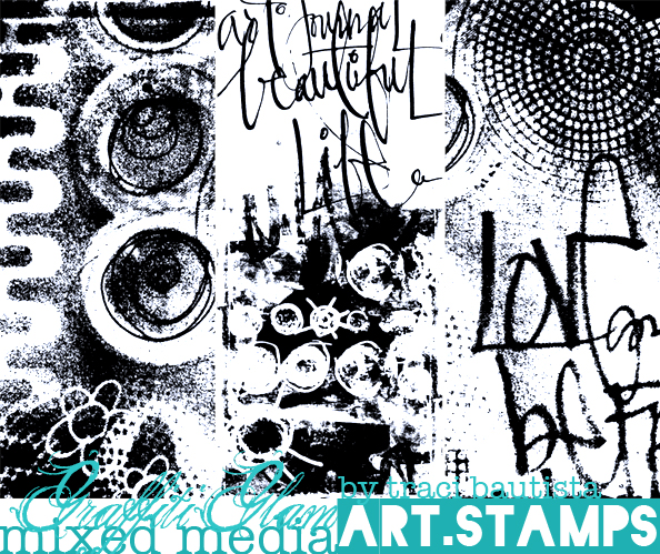 GraffitiGLAM_ARTstamps_byTraciBautista6