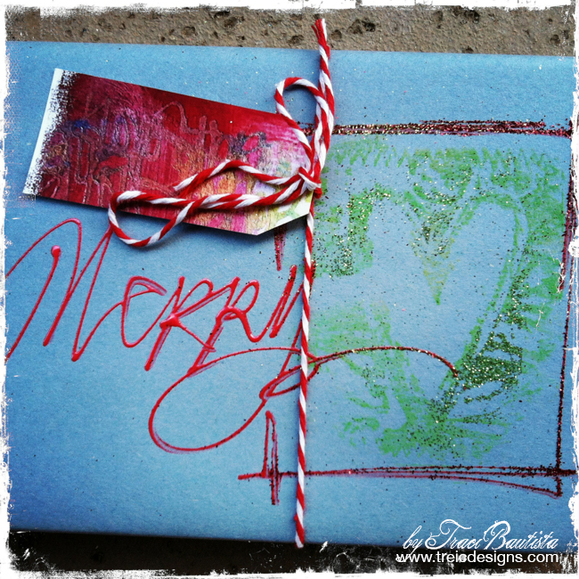 Holiday wrapping by Traci Bautista - 37