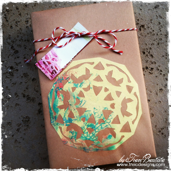 Holiday wrapping by Traci Bautista - 31