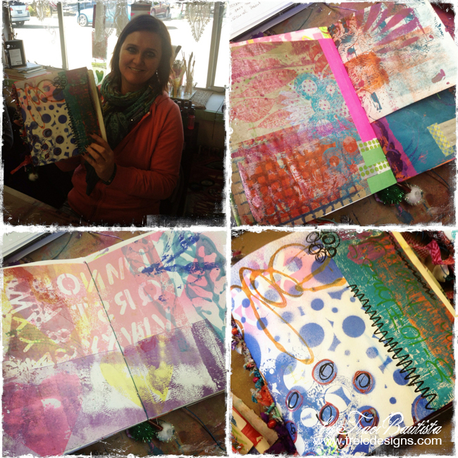 ColorJOURNALloveRetreat by Traci Bautista-art by steffi