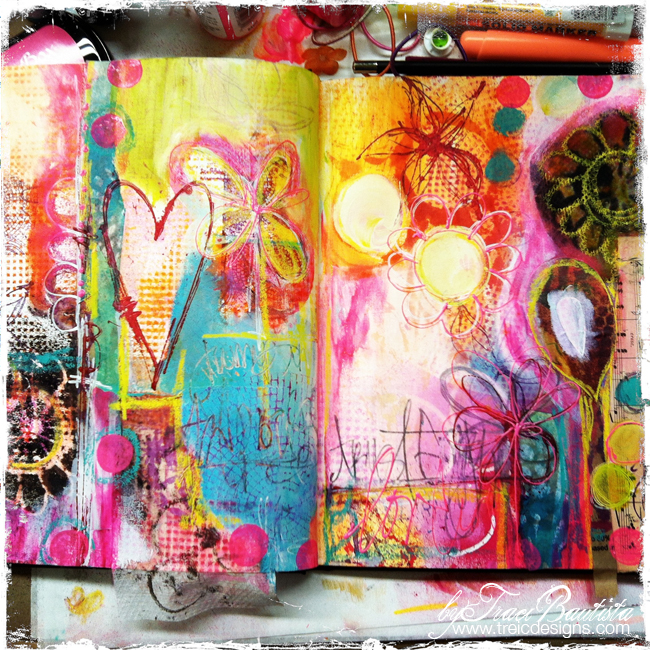 ArtJOURNALINGfridays_jump-in_byTraciBautista
