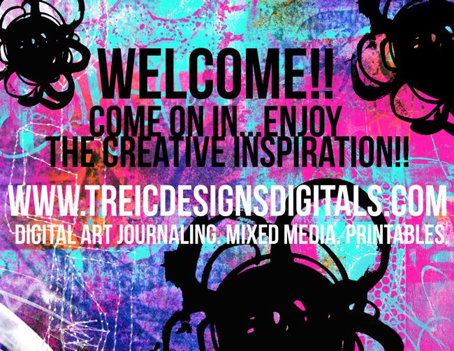TreiCdesignsdigitals.com LIVE