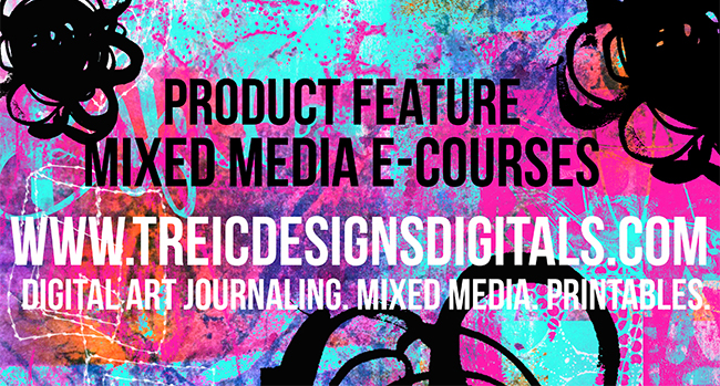 TreiCdesigns-product-feature-mixed-media-e-courses