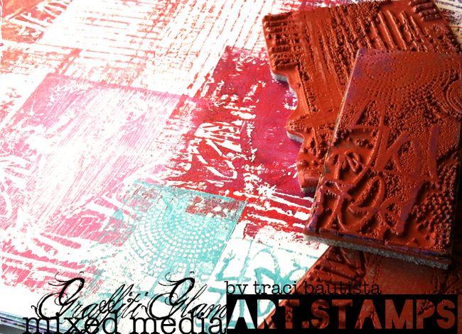 GraffitiGLAM_ARTstamps_byTraciBautista5