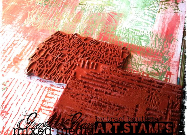 GraffitiGLAM_ARTstamps_byTraciBautista4