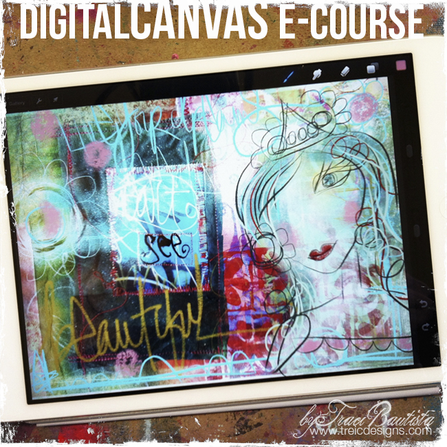 DigitalCAVAS_procreateGIRLIEglam_byTraciBautista