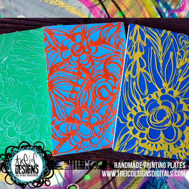 Handmade_floral_printing_plates_stamps3_byTraciBautista