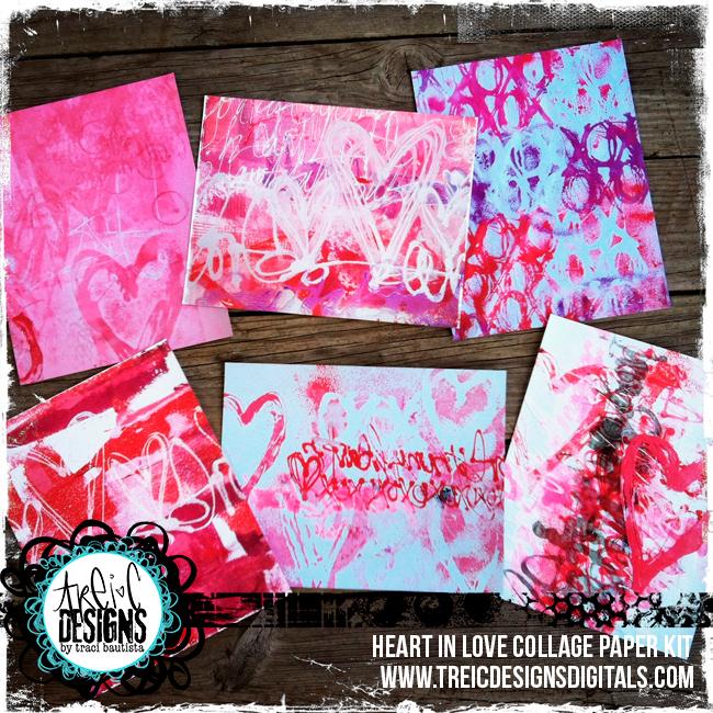 Heart-in-love-paper-kit_byTraciBautista