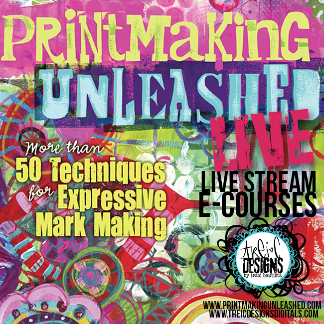 printmaking unleashed LIVE