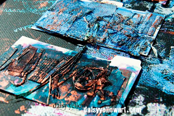 PrintmakingunleashedbyTraciBautista-stitched-texture-plates-by-tammy-daisy-yellow