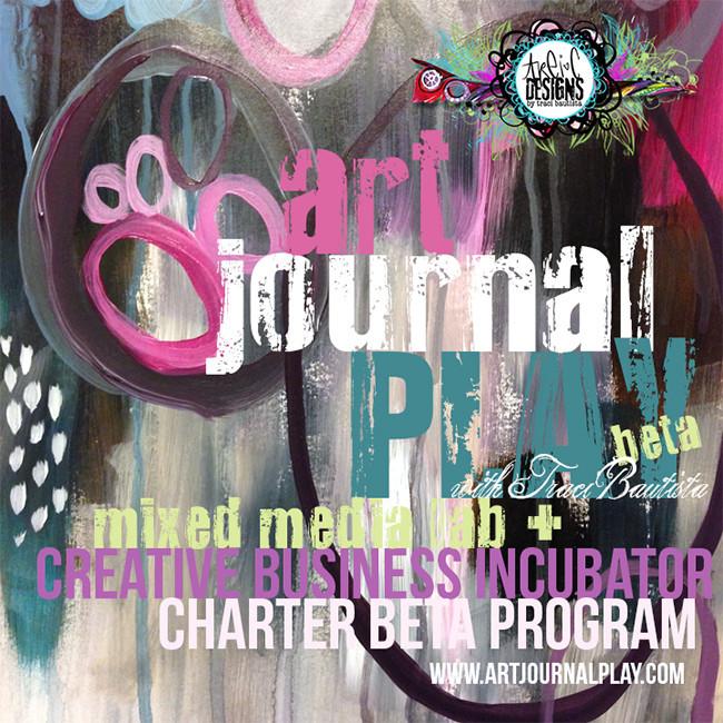 Art.journalPLAY beta program_byTraciBautista