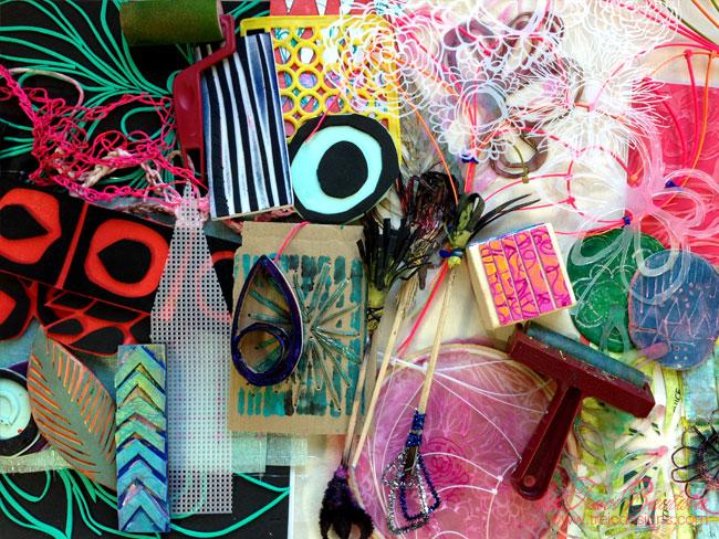 Printmakingtools-+-patterns-handmade-tools2-by-traci-bautista