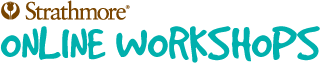 Strathmore online workshop logo