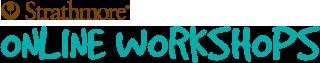 Strathmore online workshop logo
