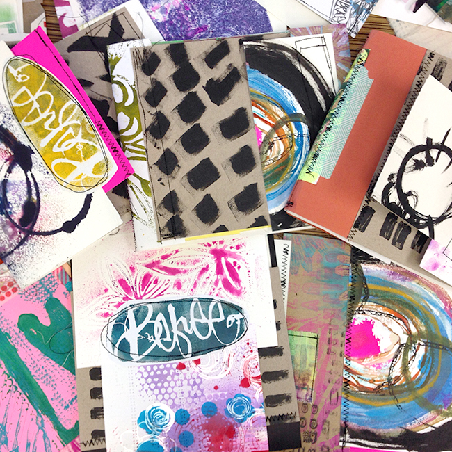 BeFREEcollection2-artjournal-by-tracibautista